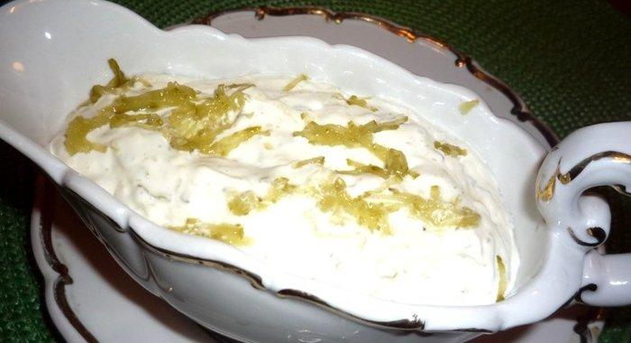 Соус тартар рецепт с пошагово в