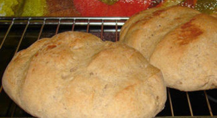 Хлеб на закваске ржаной в духовке рецепт с пошагово