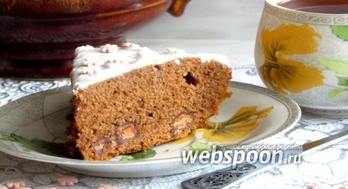Кекс шоколадный в мультиварке рецепты пошагово в