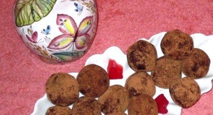 Конфеты простые в домашних условиях рецепт пошагово