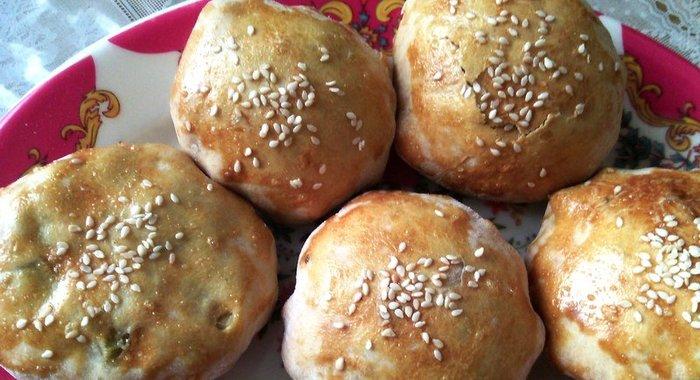 Рецепт самсы мясом и картошкой фото