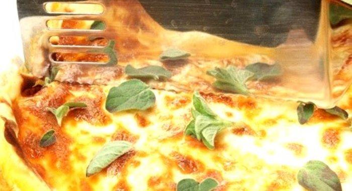 Рецепт овощной лазаньи пошагово