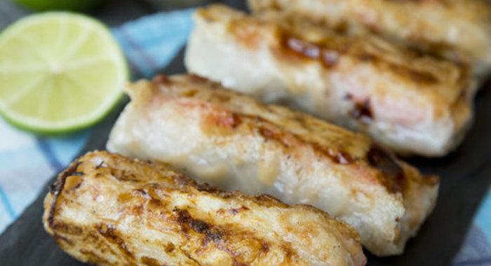 Роллы дома приготовление пошагово с с курицей