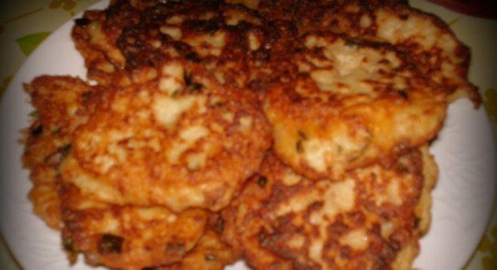 Оладьи с фаршем рецепт с фото пошагово