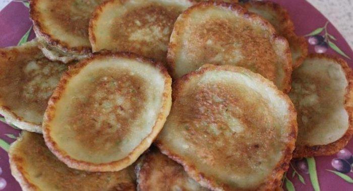 Рецепты сладких оладушек