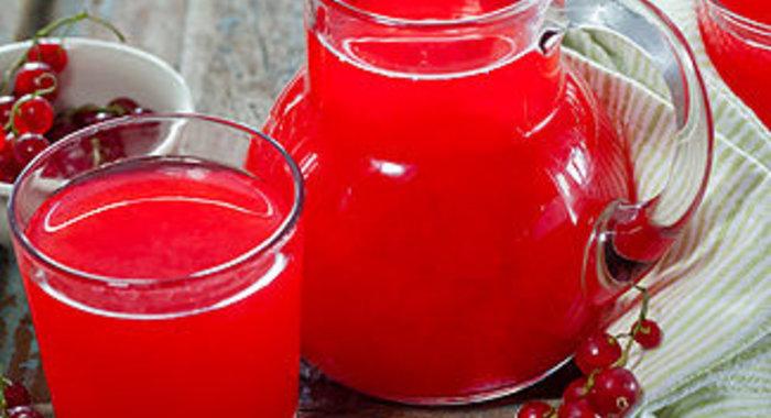 Морс из красной смородины рецепт