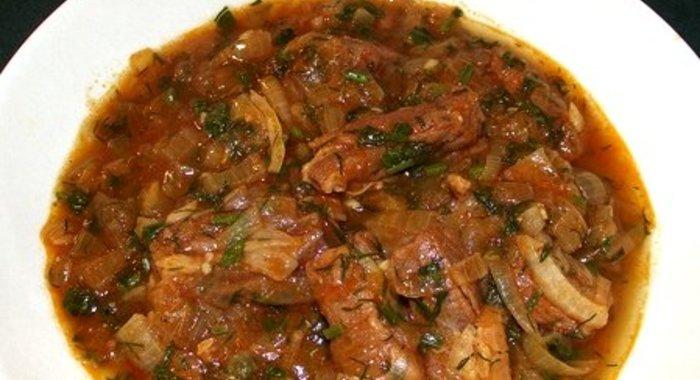 Солянка с говядиной пошаговый рецепт