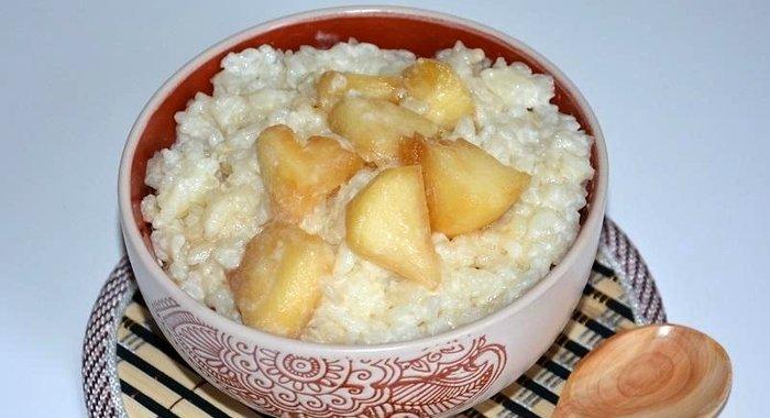 Молочная рисовая каша рецепт с пошагово в мультиварке редмонд