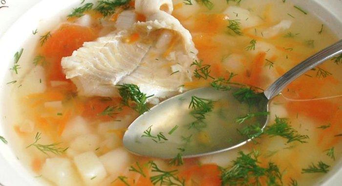 рецепт финского супа из рыбы и сливок