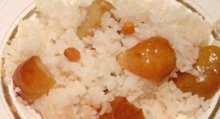 Рецепт рисовая каша с яблоками в мультиварке
