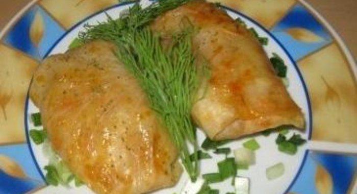 Голубцы рецепт с пошагово в домашних условиях