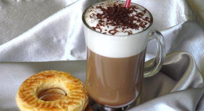 Кофе на молоке с фото