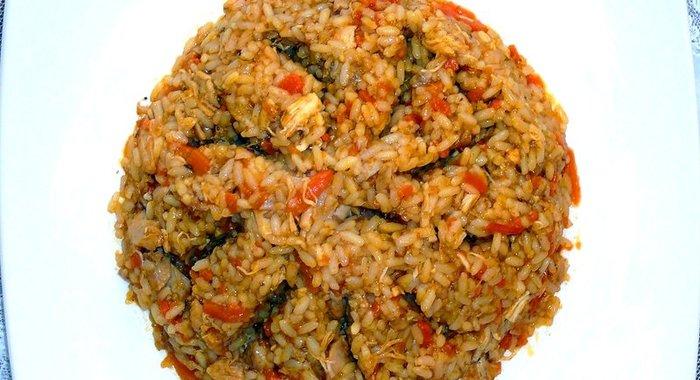 Рис с говядиной рецепт с фото пошагово