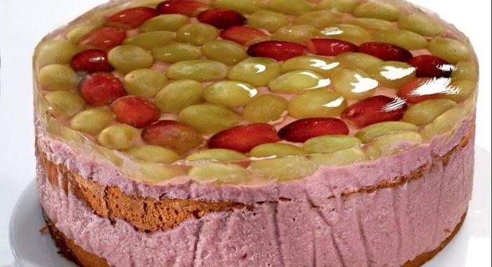 Желейные торты рецепты в домашних условиях рецепт и фото