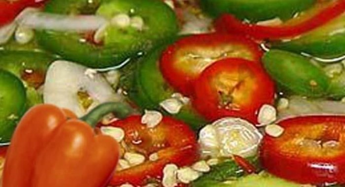 рецепты квашеного перца с фото