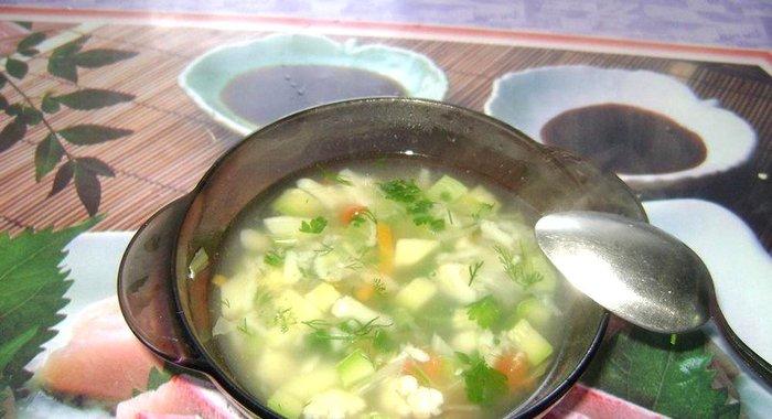 Овощной борщ рецепт пошагово