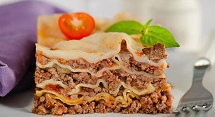Пошаговый рецепт лазаньи болоньезе