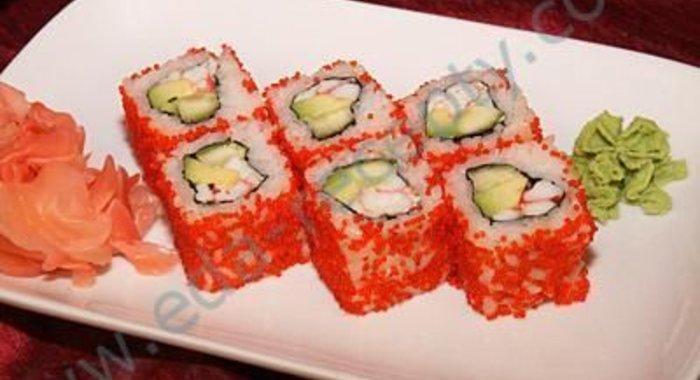 Рецепты роллов в домашних условиях пошагово калифорния