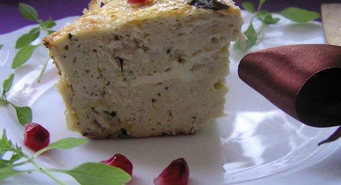 Мясное суфле рецепт пошагово в домашних