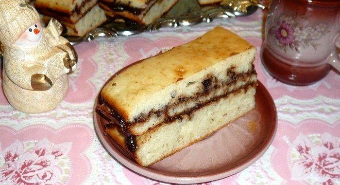 Домашнее пирожноеы с фото