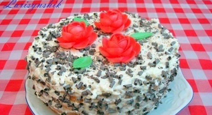 Домашние торты рецепты с фото пошагово в мультиварке