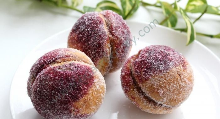 Пирожное персик рецепт с фото пошагово