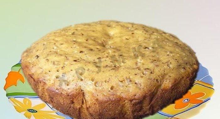 Простой пирог с яблоками рецепт пошагово с фото