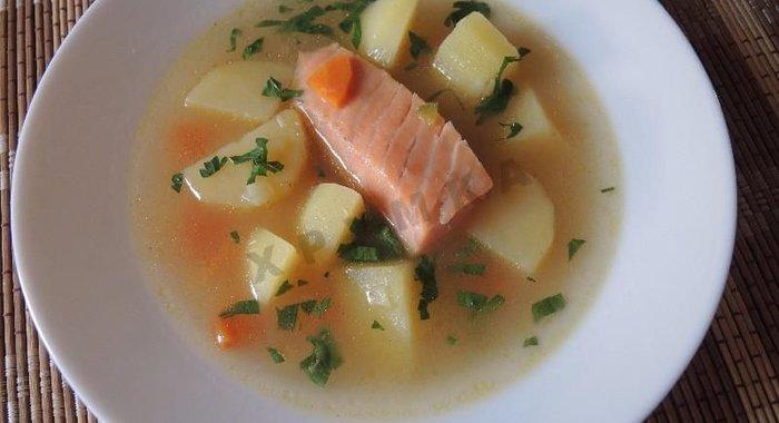 Рыбные супы  57 рецептов с фото Как приготовить вкусный