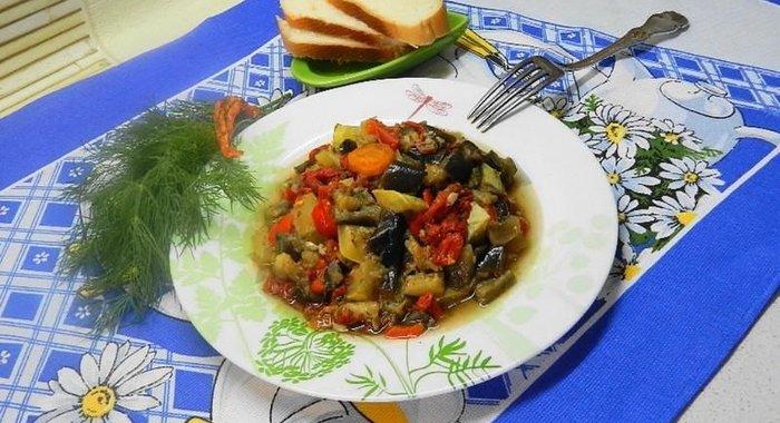 Рецепты рагу с фото простые и вкусные