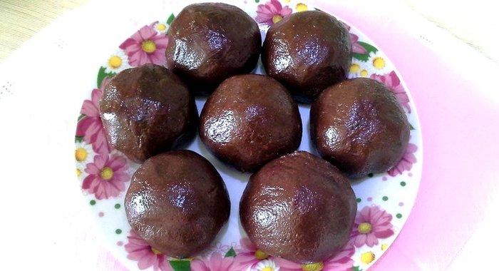 Пирожное картошка рецепт с фото пошагово в домашних