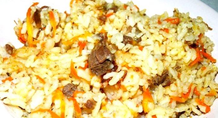 Рис с тушенкой рецепт с фото пошагово в мультиварке