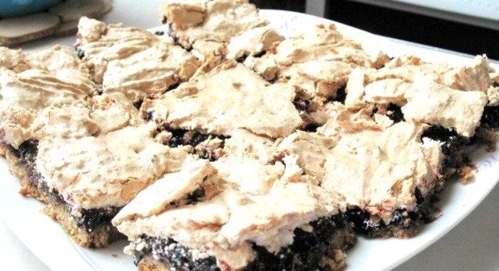 Песочное тесто с вареньем рецепт с фото