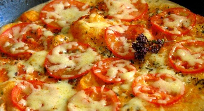 Рецепты пицца в домашних условиях на сковороде