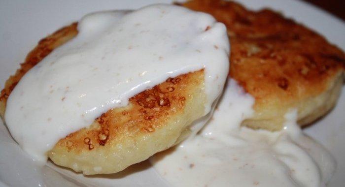 Сырники с манкой без яиц рецепт с пошагово