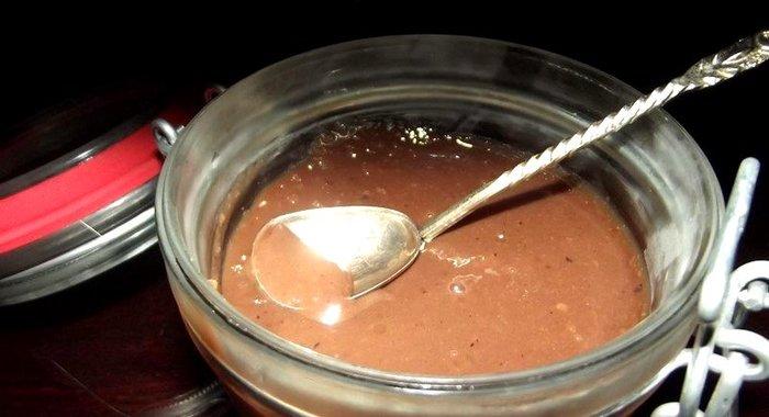 Шоколадный крем простой рецепт с фото