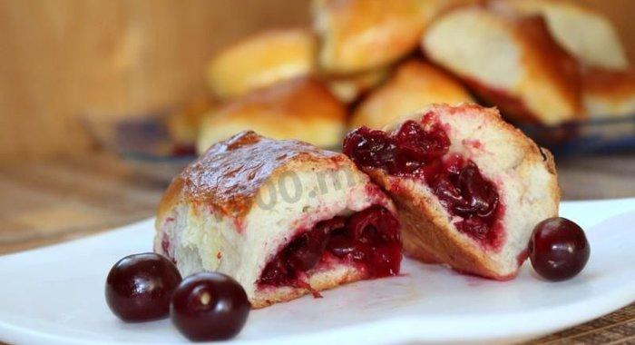 Духовые пирожки рецепт пошагово