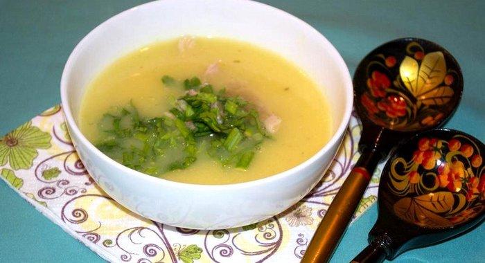 Супы пюре с курицей рецепты с пошагово