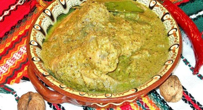 Сациви из курицы по-грузински пошаговый рецепт с фото в мультиварке