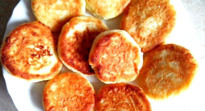 Сырники рецепт с фото пошагово в домашних условиях