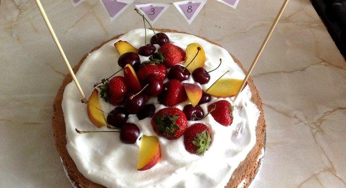 Где купить свежие ягоды для тортов