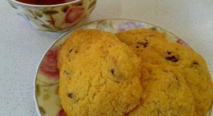 песочное печенье рецепт на маргарине с фото пошагово
