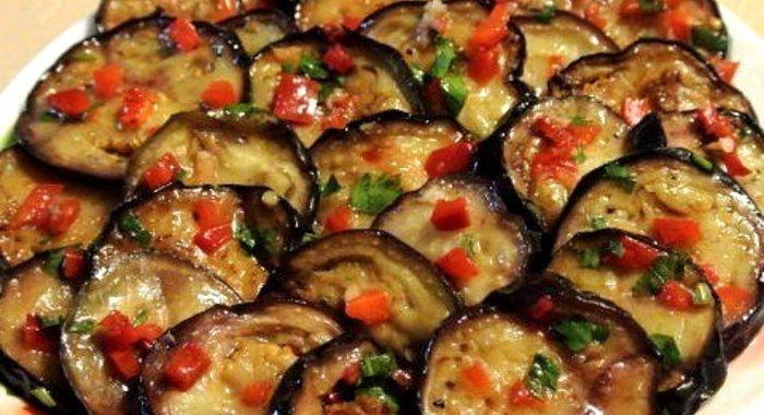 Рецепты блюд из баклажанов с пошаговым фото