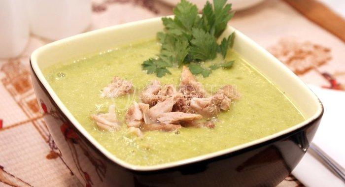 Простые рецепты крем супов фото