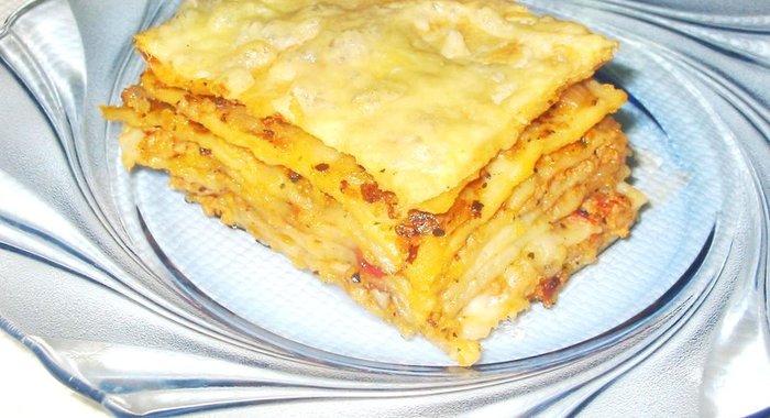 Лазанья болоньезе пошаговый рецепт с фото