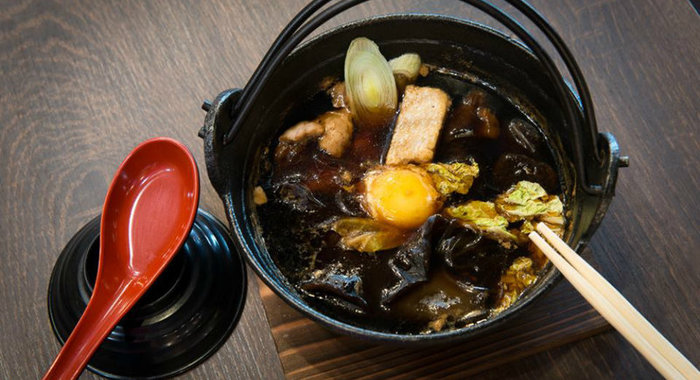 Рецепт японский суп пошагово