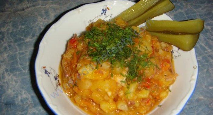 картофельный соус рецепт фото