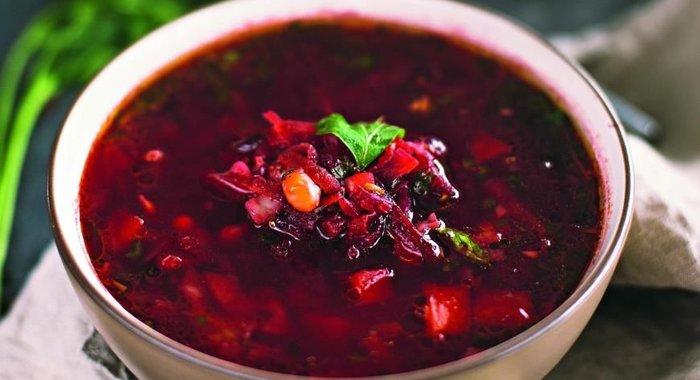 Русский борщ рецепт пошаговый с фото