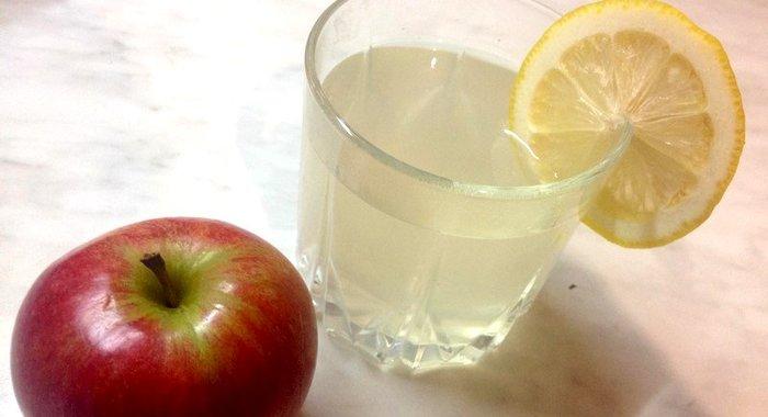 Компот из яблок рецепт с фото