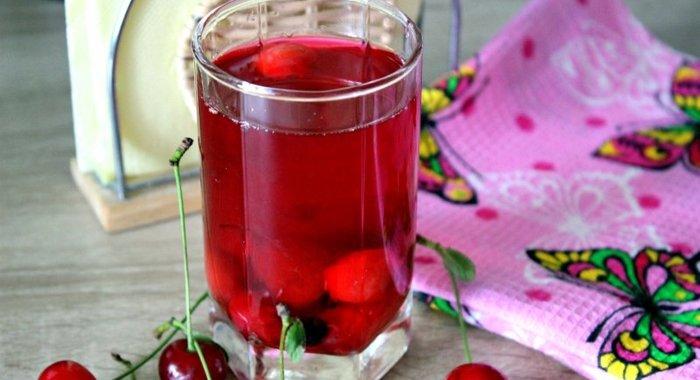 Компот из ягод ассорти рецепт