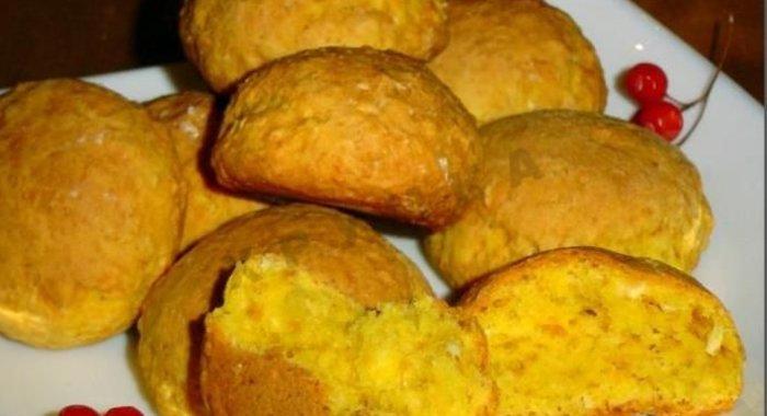печенье из тыквы рецепт с фото пошагово